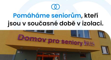 Pomáháme seniorům